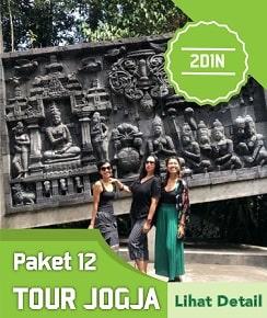 wisata jogja 2 hari paket 12