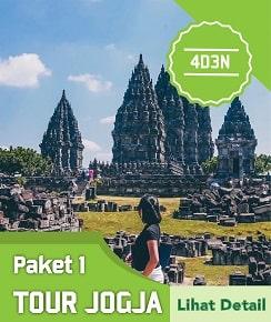 Paket Wisata Jogja 4 Hari 3 Malam 4d3n Tour Jogja 2020 Istimewa