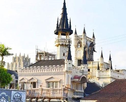 Gereja Gothic Sayidan