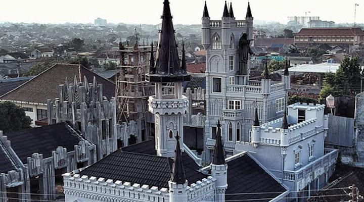 Gereja Gothic Sayidan   Lokasi, Rute, Harga Tiket Masuk 2021