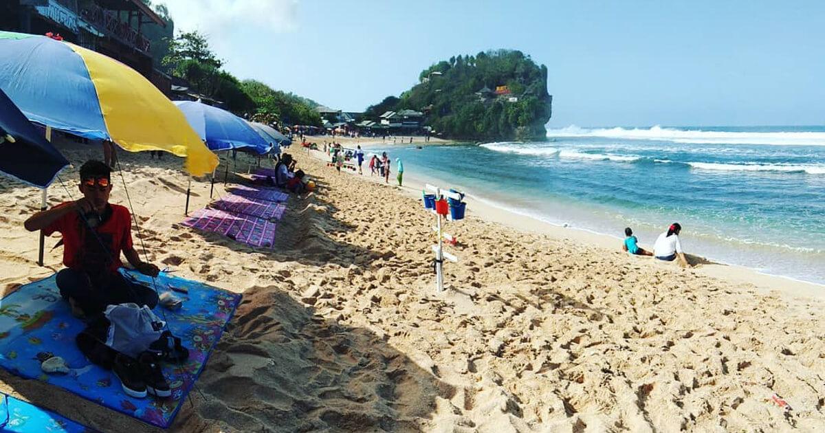Pantai Pulang Sawal Lokasi Harga Tiket Masuk 2020