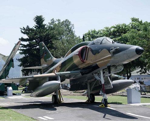 Museum Dirgantara TNI AU Jogja