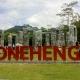 Stonehenge Merapi jogja